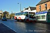 SC270 arrives into Banba Square Nenagh with the 323 1100 Limerick Bus Station - Drummin Village, Nenagh. Sun 03.01.20