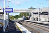 Pelletstown Station opened for business at the start of service on Sunday 26th September. The station is located between Broombridge and Ashtown Stations on the Dublin - Sligo Line located between the 2 1/4 and 2 1/2 milepost.  Sun 26.09.21