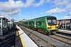 29019 arrives into Pelletstown with the 0940 Maynooth - Connolly. Sun 26.09.21