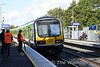 29011 + 29002 departs from Pelletstown with the 0948 Connolly - Maynooth. Sun 26.09.21