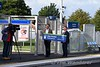 Eamon Ryan, Minister for Transport and Jim Meade, CEO of Iarnrod Eireann have a photo call at Pelletstown. Sun 26.09.21