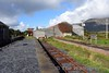 Walking the station site of Maam Cross on Sunday 19th September to see the latest progress since by last visit. Sun 20.09.21