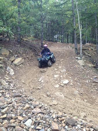 13 SEP 15 Rock Run ride