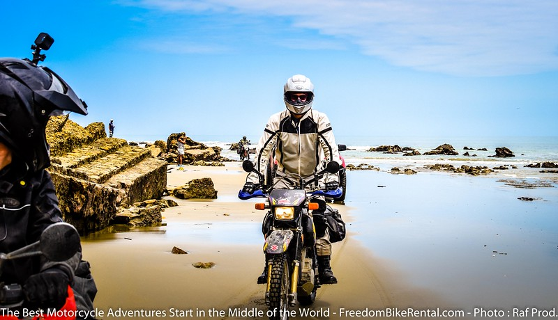 Offroad Pacific Discovery April 2018