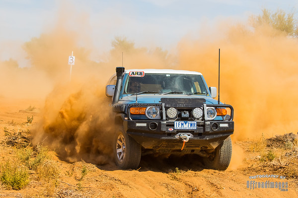 ARB Eldee Easter Weekend 2017