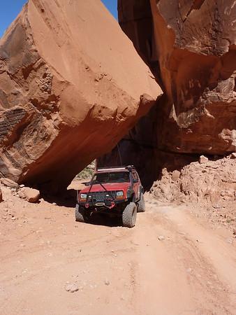 Donny's Moab pics