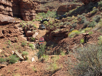 Moab-Lockhart Basin 10.03.10