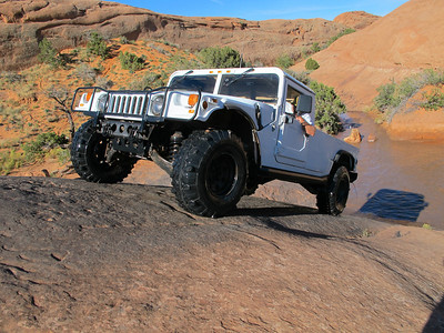 Offroading 2013