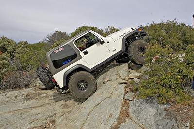 2005 Jeeping Sidewinder and Bronco Peak
