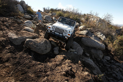 2008 Bronco Peak Rock Crawling
