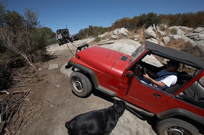 2008 Labor Day Rock Crawling