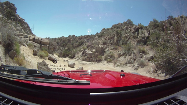 2010-05-31 Pinyon videos shot with GoPro Hero Helmet Cam