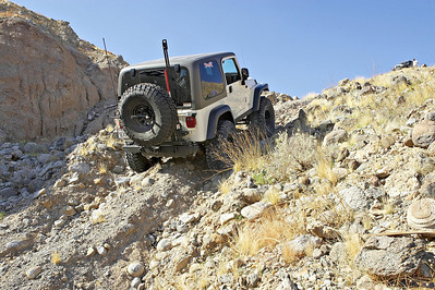 Offroading and Jeeping