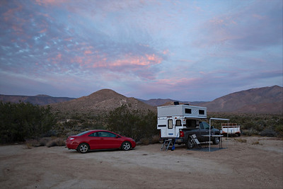 Four Wheel Camper Meet Anza Borrego