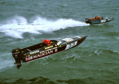 Powerboats I Raced