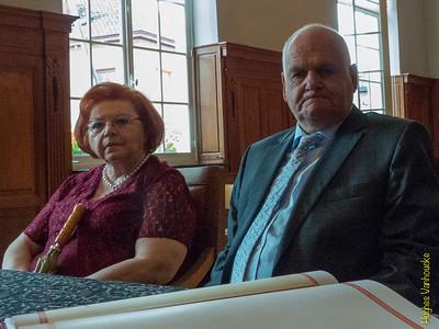 Gouden Bruiloft André Vanhoucke & Daisy Kint