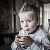 Kleinzoon Arno Vandenbussche @ Avelgem - West-Vlaanderen