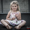Kleindochter Nora Vandenbussche @ Avelgem - West-Vlaanderen