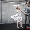 Kleindochter Nora Vandenbussche & dochter Amaya Vanhoucke @ Avelgem - West-Vlaanderen