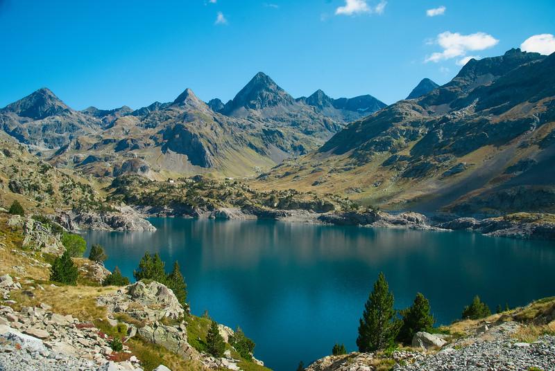 The Pyrenees, Lanuza, Spain
