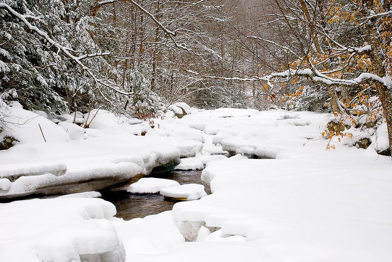 Stony Creek Winter,