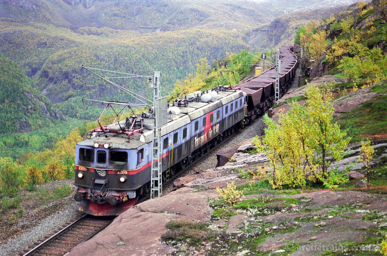 """MTAB Dm3 1209-1210 """"Viktor"""" Horisontalen 1999-09-11 by TS"""