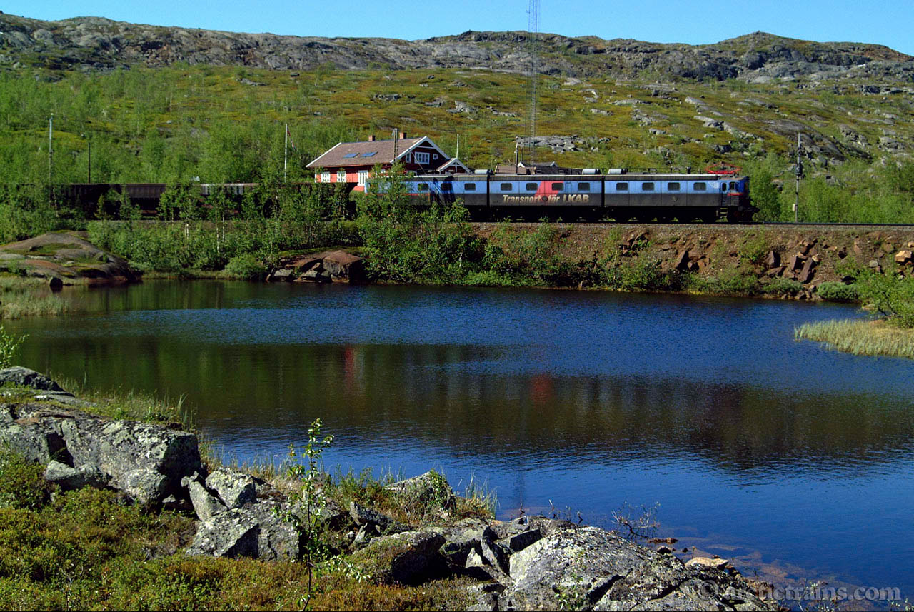 LKAB Dm3 Uad Haugfjell hp 2001-06-24 by TS