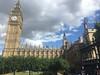 Parliament Building, London.