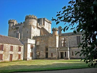 Belsay Castle - the Pele Tower