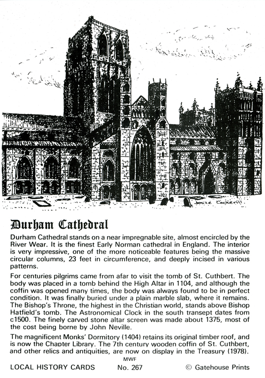 Durham Cathedral History009