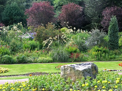 Morpeth Castle and Carlisle Park