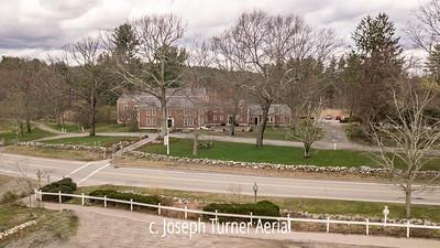 Longfellow's Wayside Inn, Grist Mill & Martha-Mary Chapel