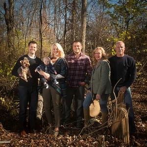 Knox and Family  Nov 2015