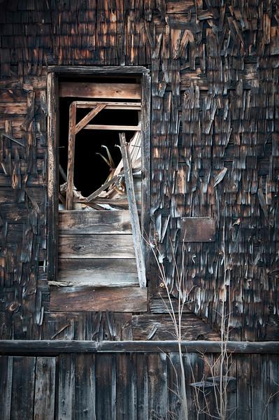 Door to the Barn