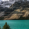 Turquoise of Bow Lake
