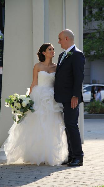 Beautiful bride...Proud father. Love shooting weddings in Boston.