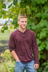 Kellen Senior Shoot - 9