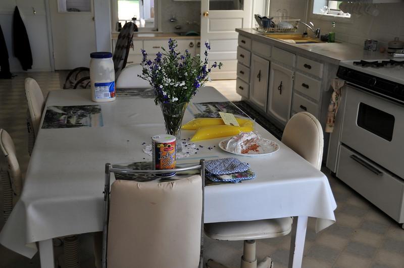 Esta's kitchen
