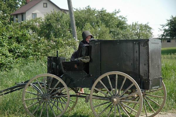 Ohio Swartzentruber Amish - Eightlake