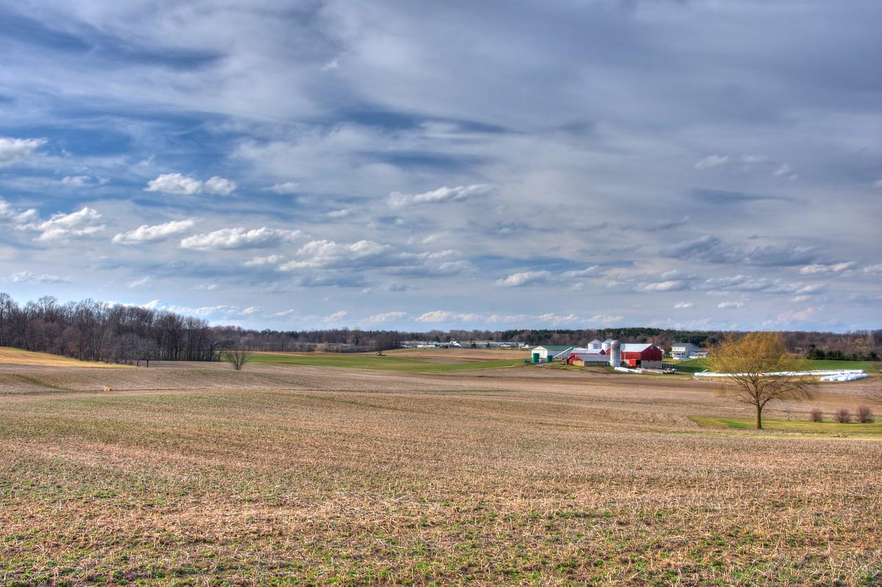 Ohio Farm south of Hartville