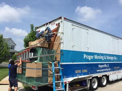 Ohio moving trucks