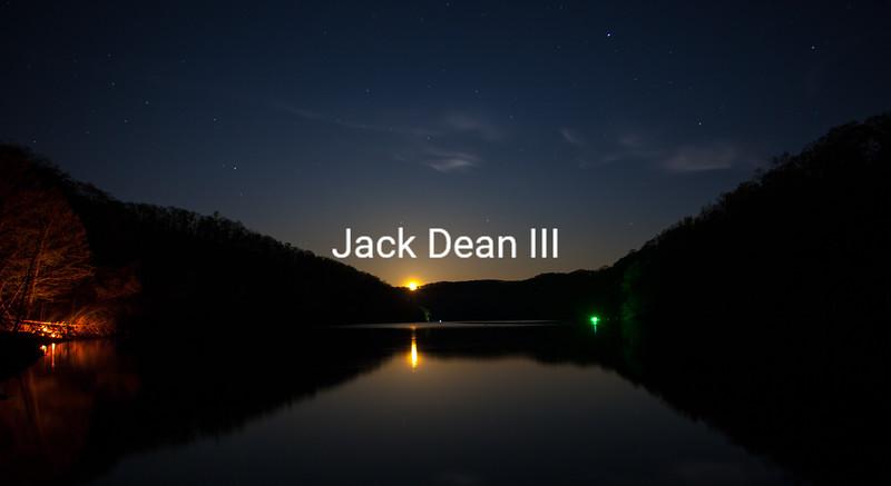 Night Fishing Under A Rising Full Moon At Cave Run Lake
