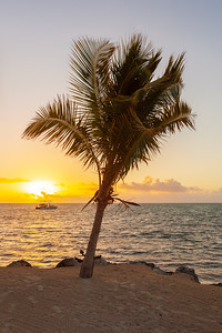 Sunrise At The Florida Keys