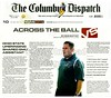 The Columbus Dispatch - Saturday, September 25, 2010 - Coach Olmy Olmstead