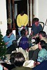 Saturday, December 18, 1993 - The Ohio State University Buckeye Hockey Team Christmas Party at Head Coach Jerry Welsh's home