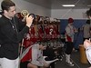 Friday and Saturday, February 4 & 5, 2005 -  Ohio State Buckeyes at Lake Superior State Lakers