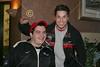 Friday, January 25, 2007 - NCAA Ice Hockey - The Ohio State University Buckeyes at Lake Superior State University Sooo Lakers, located in Sault Saint Marie, Michigan