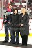 Saturday, February 27, 2010 - Senior Night for the 2009-2010 Ohio State Buckeyes Hockey Team featuring lone senior Mathieu Picard