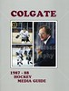 1987-10-05 Colgate Hockey Media Guide