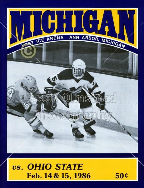 1986-02-14 Ohio State at Michigan